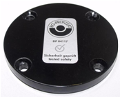 Rear Cover for Safety Chuck