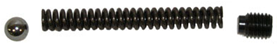 Spring, Ball & Screw for Clapper Chuck