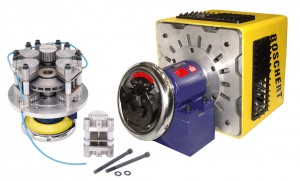 Boschert Safety Chucks & Brakes