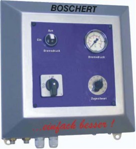 Boschert Tension Control Unit