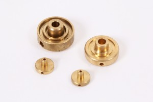 Air Inlet Brass Buttons