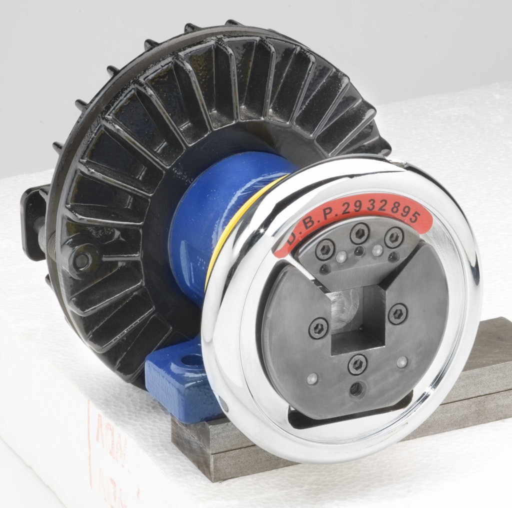 Boschert VT1 Safety Chuck with Brake