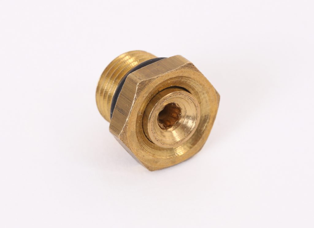 "Super Low Profile Midget Valve (1/8"")"