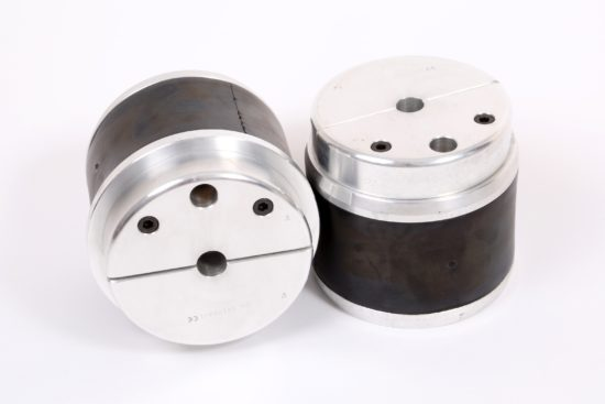 152mm Tyre Chucks -Pair