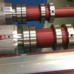 LightWeight Airshaft Red Anodised