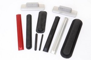 Airshaft Rubber Lugs & Pads
