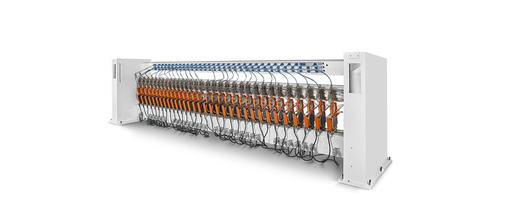 Mario Cotta slitting systems